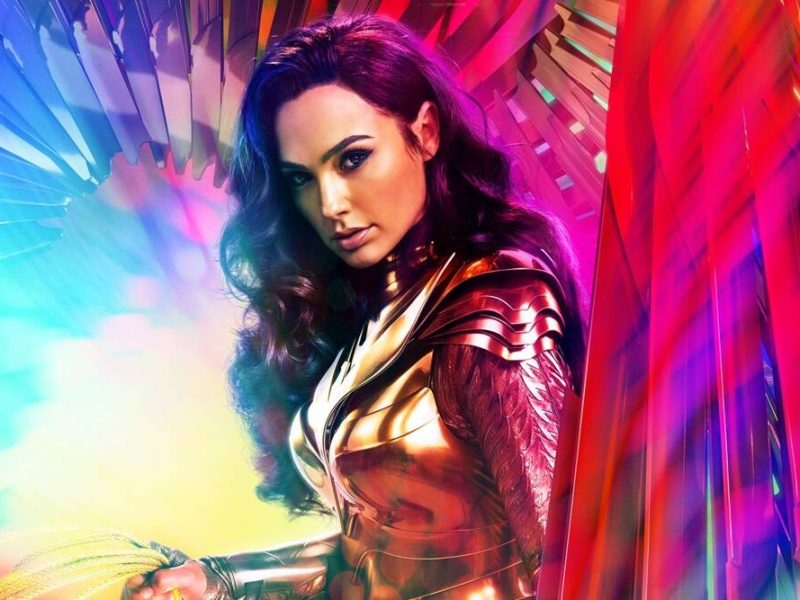 """Wonder Woman 1984"" Review"