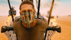 Tom Hardy in Max Max: Fury Road