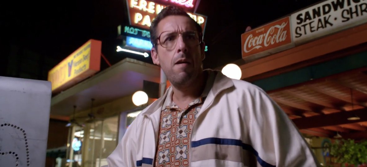 Adam Sandler in Sandy Wexler